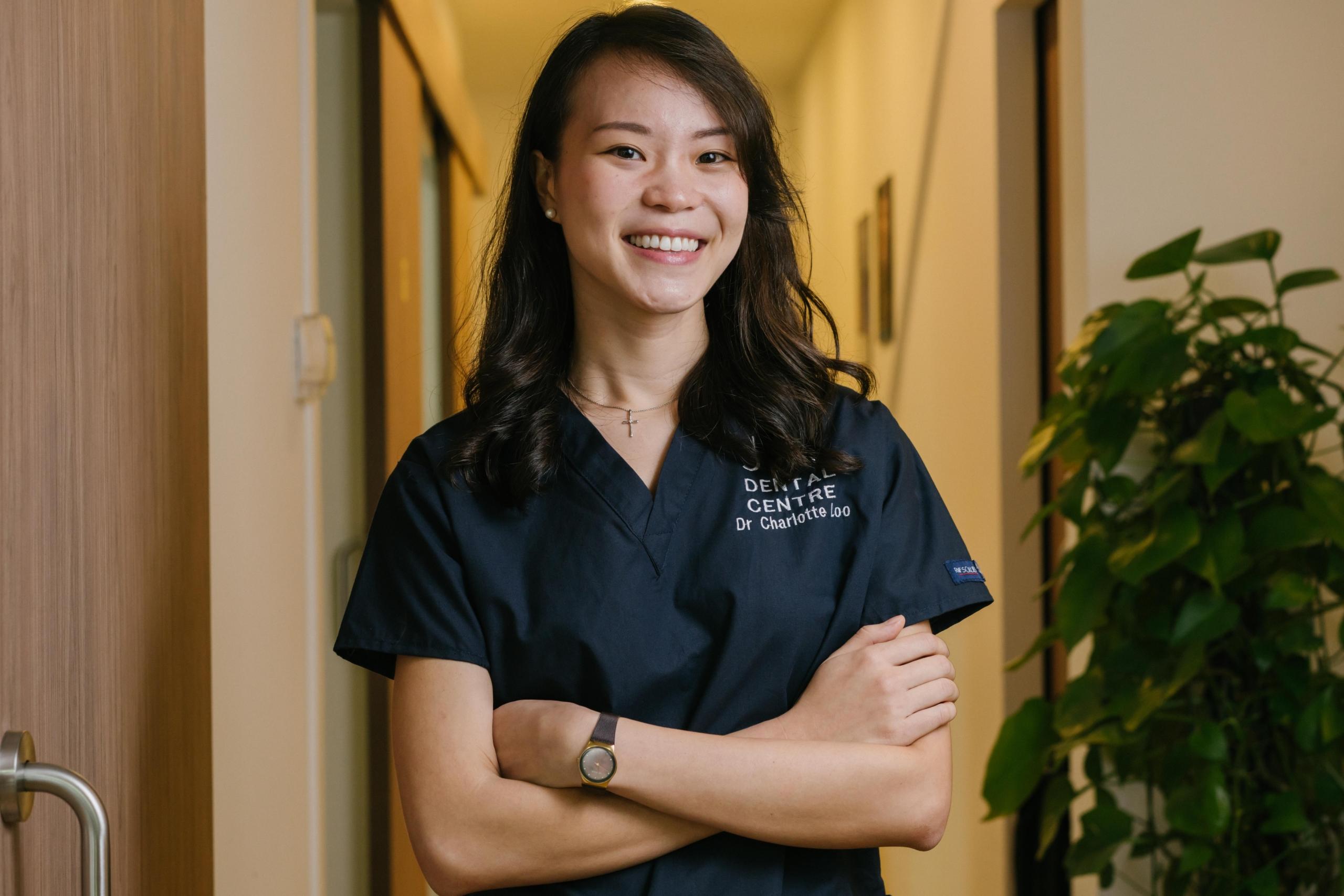 Dr Charlotte Loo