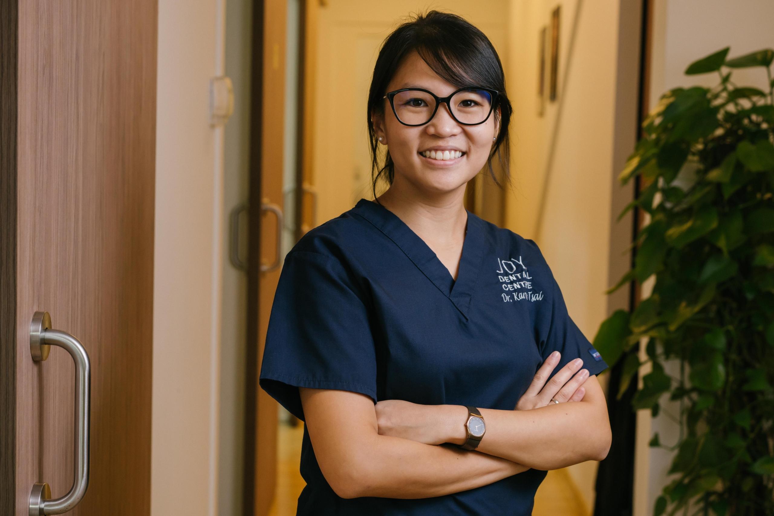 Dr Karen Tsai