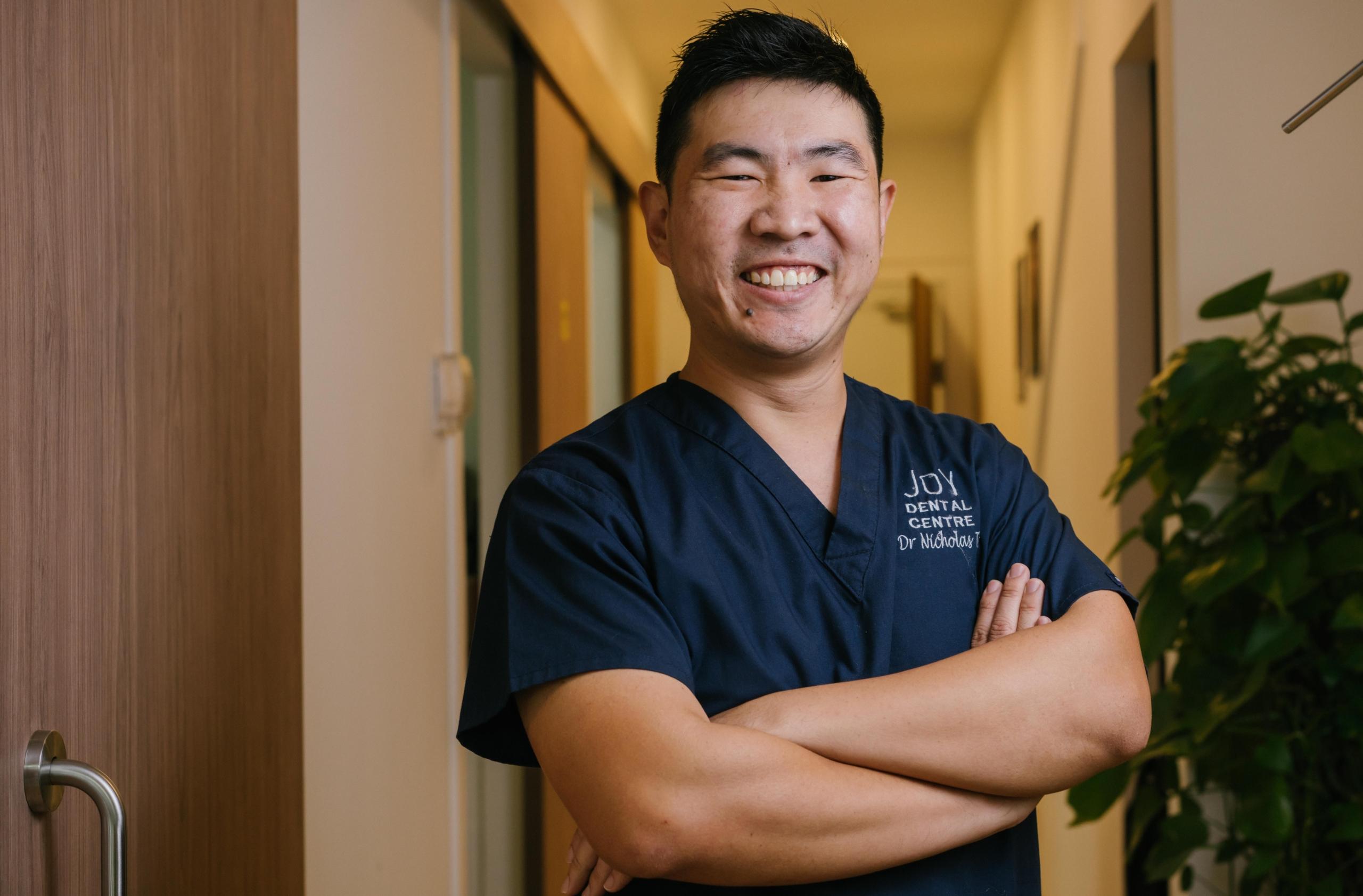Dr Nicholas Tan